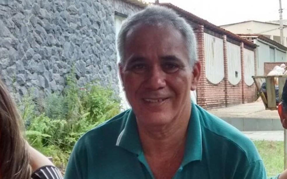 Erondes Osmar Silva, de 58 anos, morreu na quarta (3) com febre amarela. Ele tomou duas doses da vacina.  (Foto: Arquivo Pessoal)