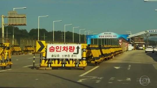 Coreia do Norte reabre linha de comunicação com Coreia do Sul