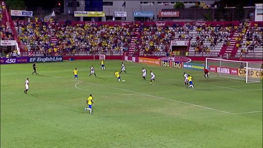 Seleção Brasileira Sub-23 goleia a Venezuela em amistoso internacional em Recife