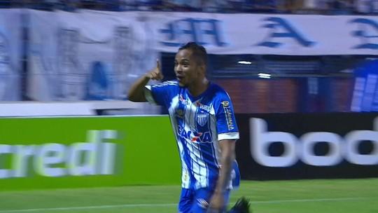 Melhores momentos: Avaí 1 x 0 Fluminense pela terceira fase da Copa do Brasil