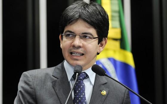 O senador Randolfe Rodrigues (PSOL-AP) (Foto: Moreira Mariz/Agência Senado)