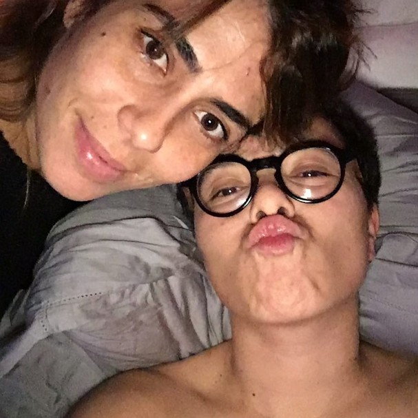 Lua Leça e Maria Gadu (Foto: Instagram/Reprodução)