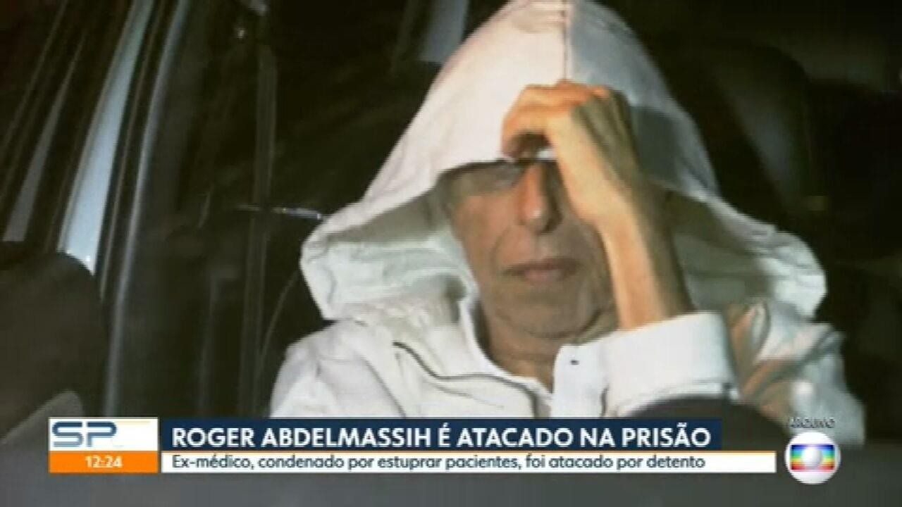 Ministro do STF decide que Roger Abdelmassih vai passar por perícia para saber se volta ou não para presídio