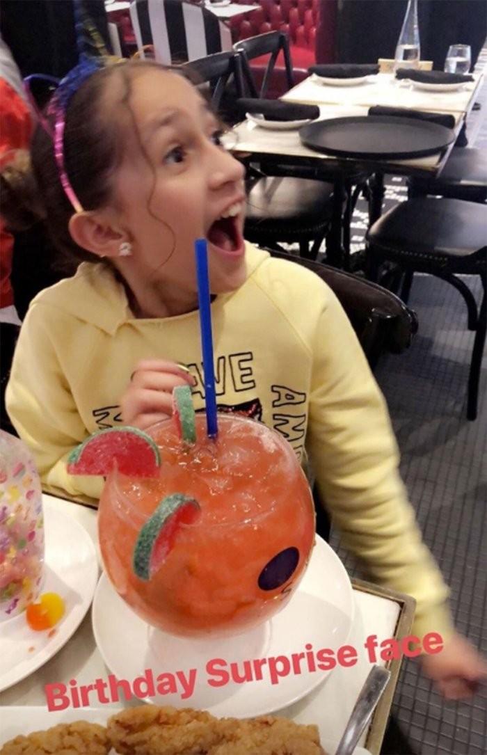 A festa de aniversário dos filhos de Jennifer Lopez (Foto: Instagram)