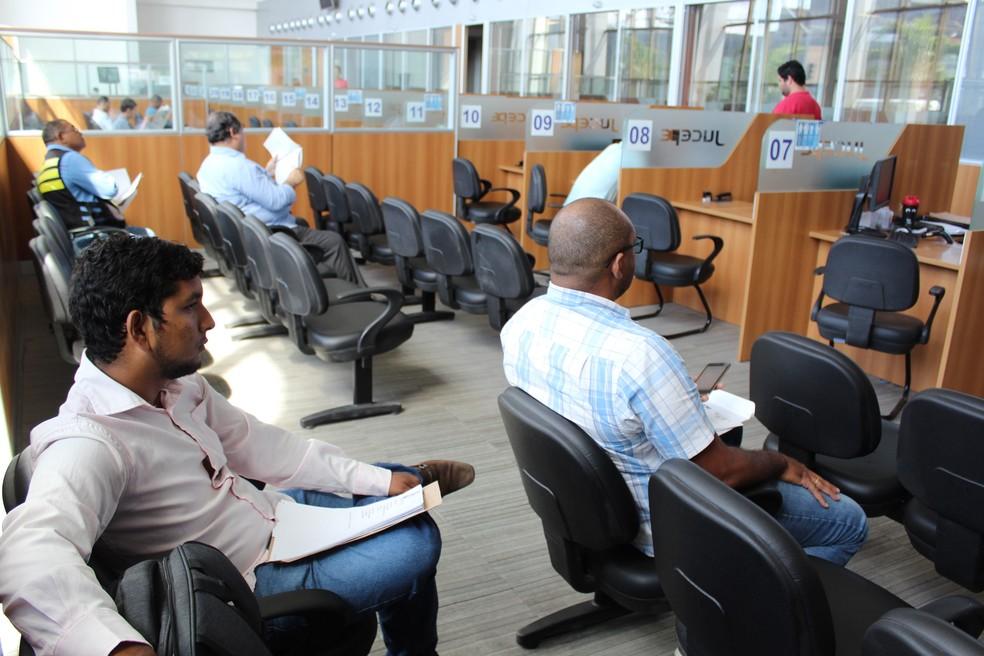 Sede da Junta Comercial de Pernambuco, no Recife (Foto: Divulgação/Jucepe)