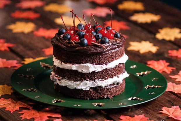Sobremesa alemã: aprenda a fazer um bolo Floresta Negra vegano (Foto: Klacius Ank/Divulgação)