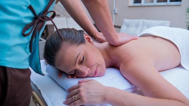 Massagem (Foto: Divulgação)