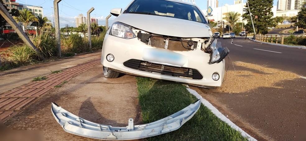 Carro em alta velocidade mata jovem de 19 anos na capital  — Foto: Vinícius Santana/Arquivo pessoal