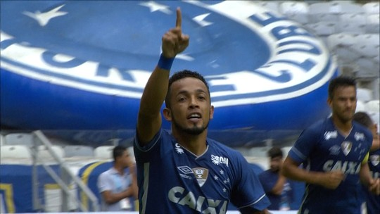 """""""Febre"""" na concentração, videogame vira inspiração em campo para o Cruzeiro"""
