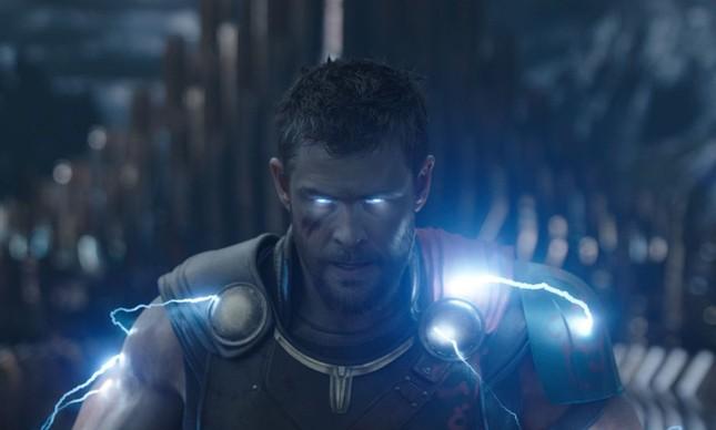 Cena do filme 'Vingadores: guerra infinita'
