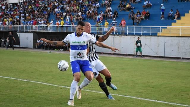Atlético-AC vence por 3 a 0 um apático ABC em Rio Branco, no Florestão