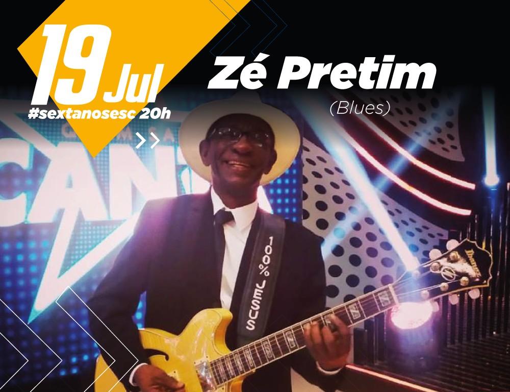 """Vizinha de Zé Pretim, o """"Bluesman Pantaneiro"""", relata emoção ao encontrar corpo de artista"""