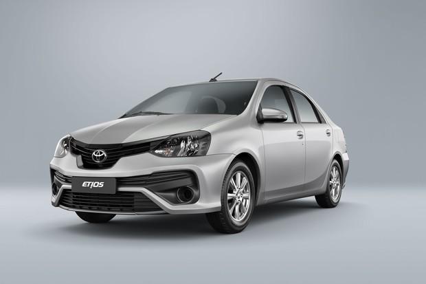 Toyota Etios Sedã (Foto: Divulgação )