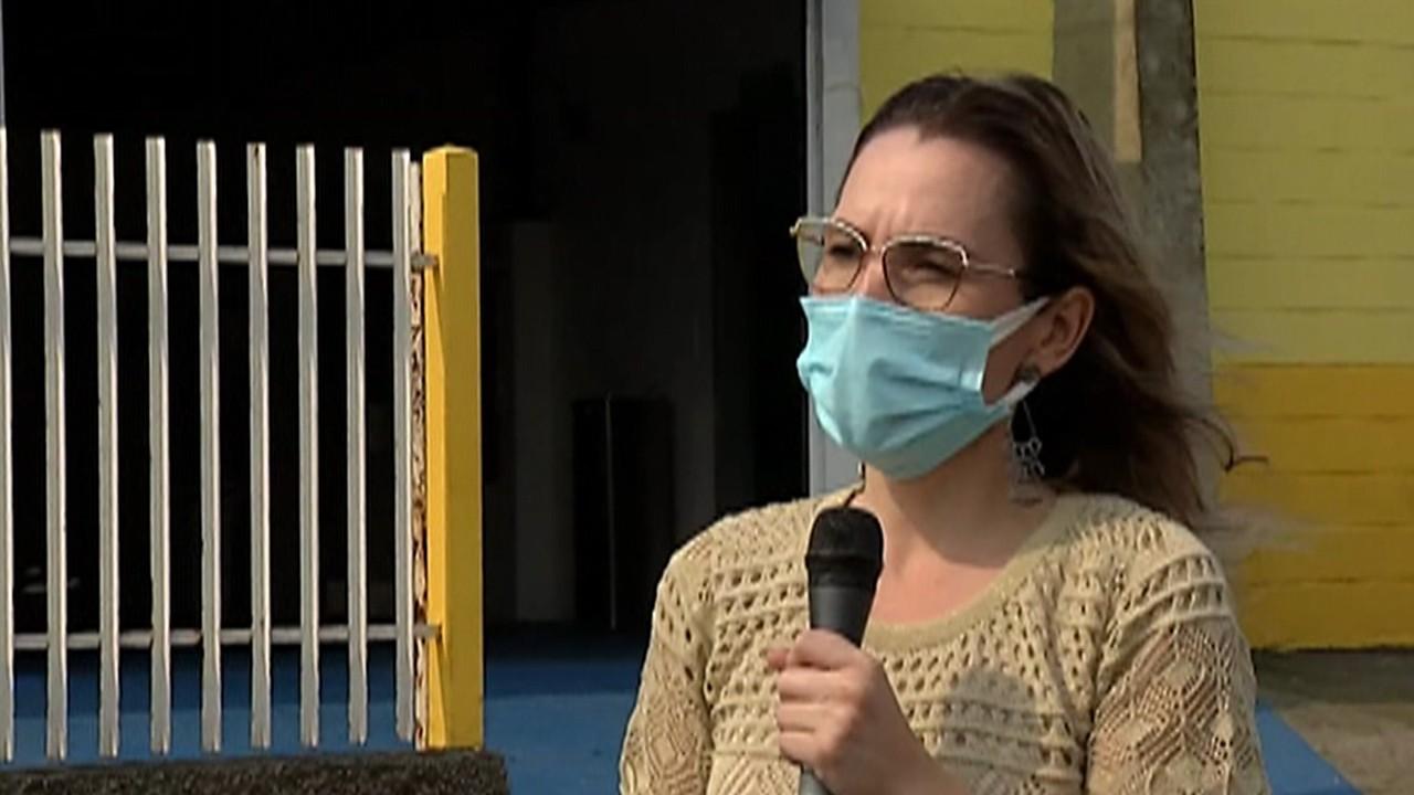 Com redução de índices da pandemia, Hospital de Campanha de Ferraz é fechado