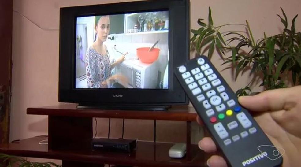 -  Macapá terá sinal analógico desligado totalmente dia 14 de agosto  Foto: NSC TV/Divulgação