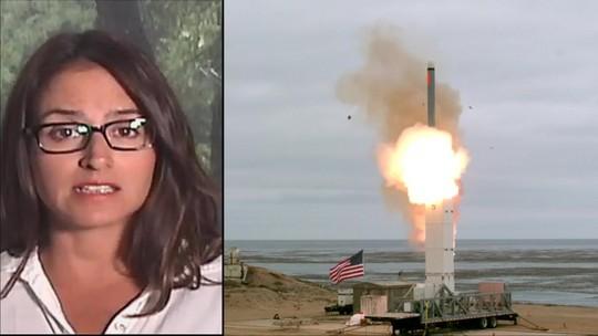 Rússia e China criticam EUA por teste com míssil de médio alcance