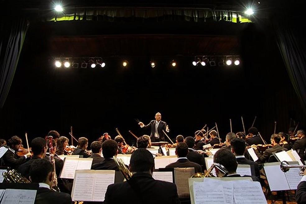Orquestra Sinfônica e Madrigal da UFRN iniciam turnê na Itália — Foto: Divulgação