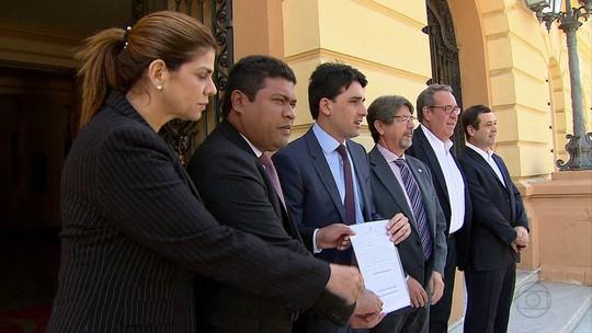 Deputados da oposição solicitam ao governo presença da Força Nacional em Pernambuco