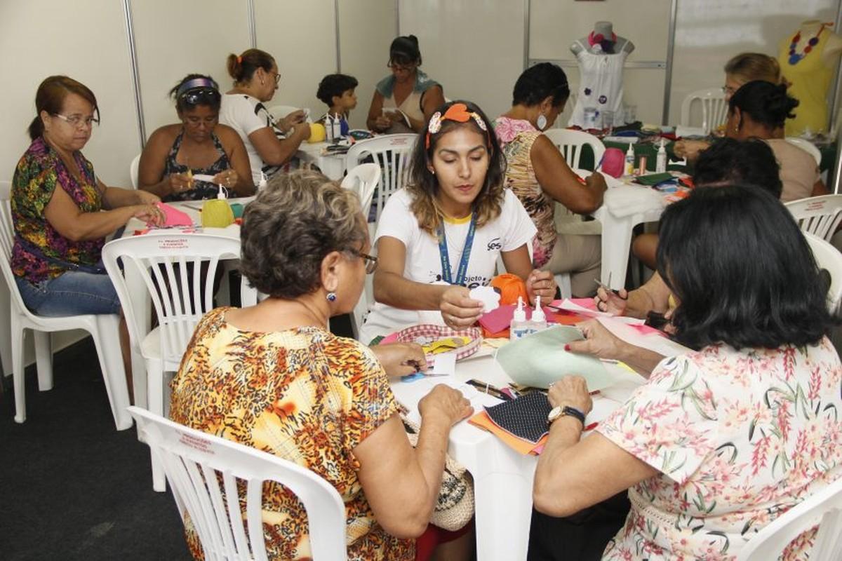 Sesc promove mais uma edição do 'Projeto Colmeia' em Arcoverde