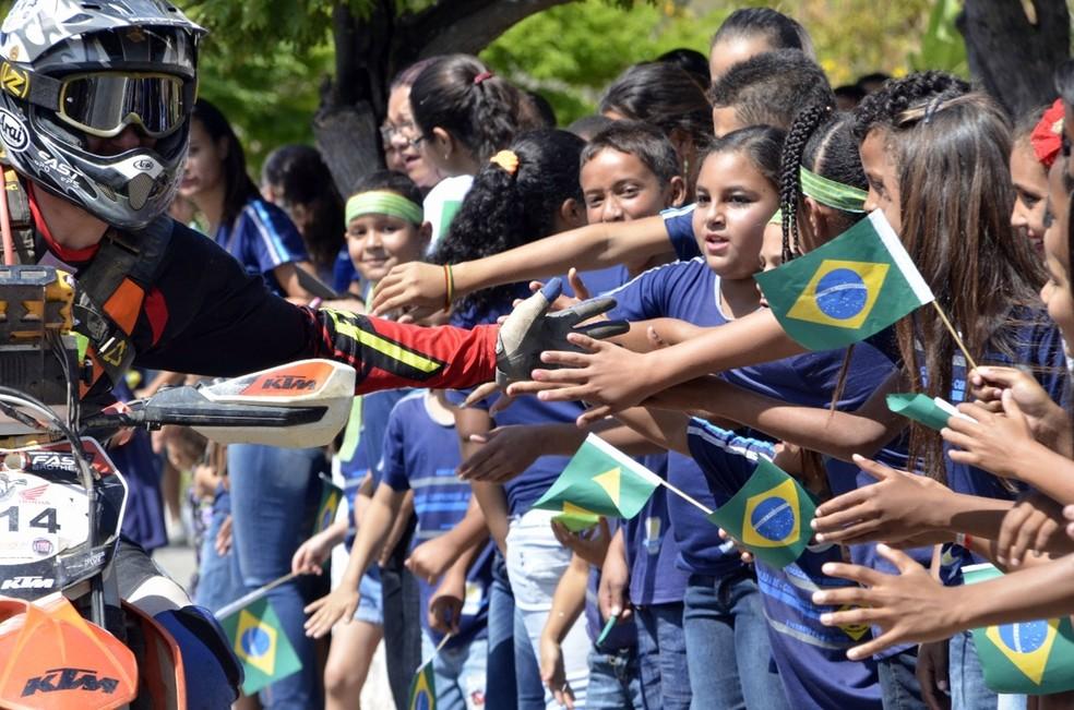 Enduro da Independência (Foto: Leo Tavares / Divulgação Enduro da Independência)