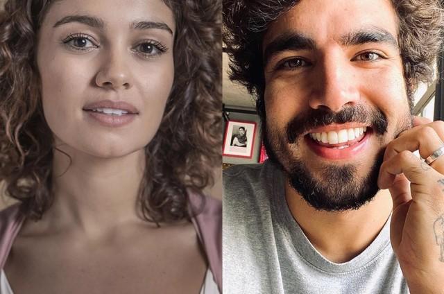 Sophie Charlotte e Caio Castro (Foto: Reprodução)