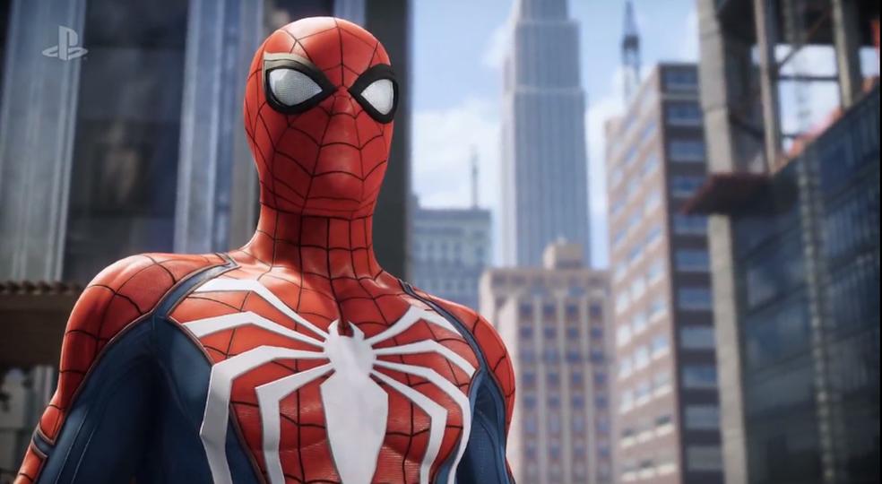 Spider-Man estará disponível para PS4 a partir de 7 de setembro (Foto: Reprodução/YouTube)