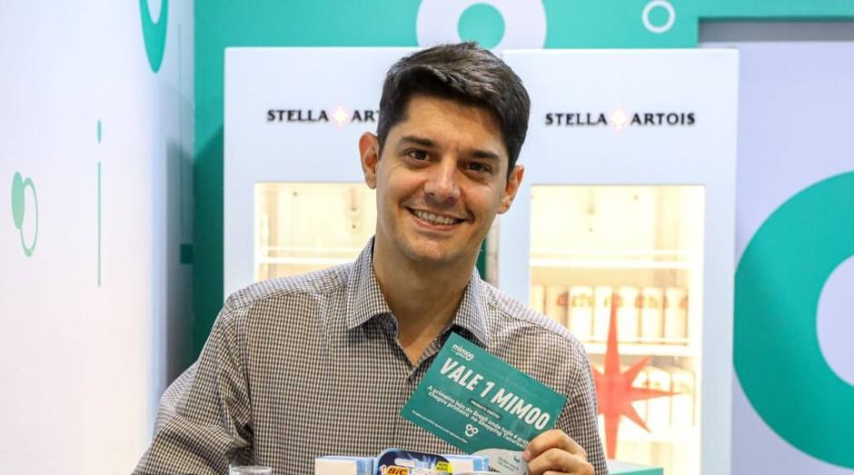 Ernesto Vilela, criador da Mimoo Gratís (Foto: Leonardo Kleemann/Divulgação)