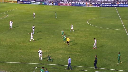 Ponte Preta x Guarani - Campeonato Brasileiro Série B 2018 - globoesporte.com