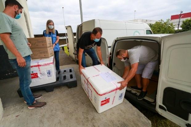 SC registra 2,4 mil novos casos de Covid-19 em 24 horas