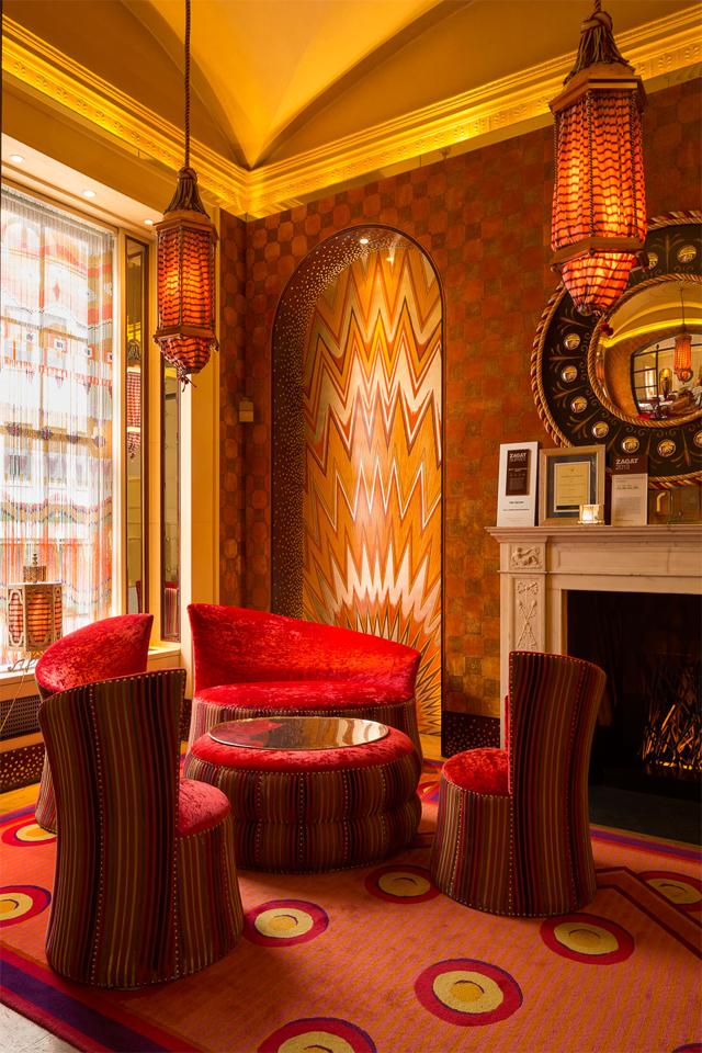 The Lecture Room: o mais premiado dos quatro restaurantes do Sketch (Foto: Divulgação)