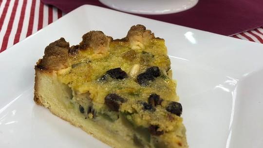 Torta Bicos do Chef Ravióli