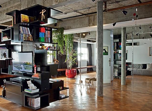 decoração-de-sala (Foto: Luís Gomes/Editora Globo)