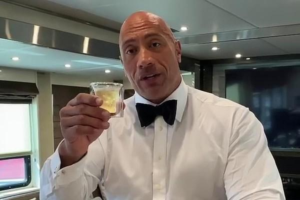 O ator Dwayne Johnson, também conhecido como The Rock (Foto: Reprodução / Instagram)