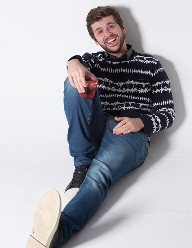 Gil Coelho (Foto: Edu Rodrigues)