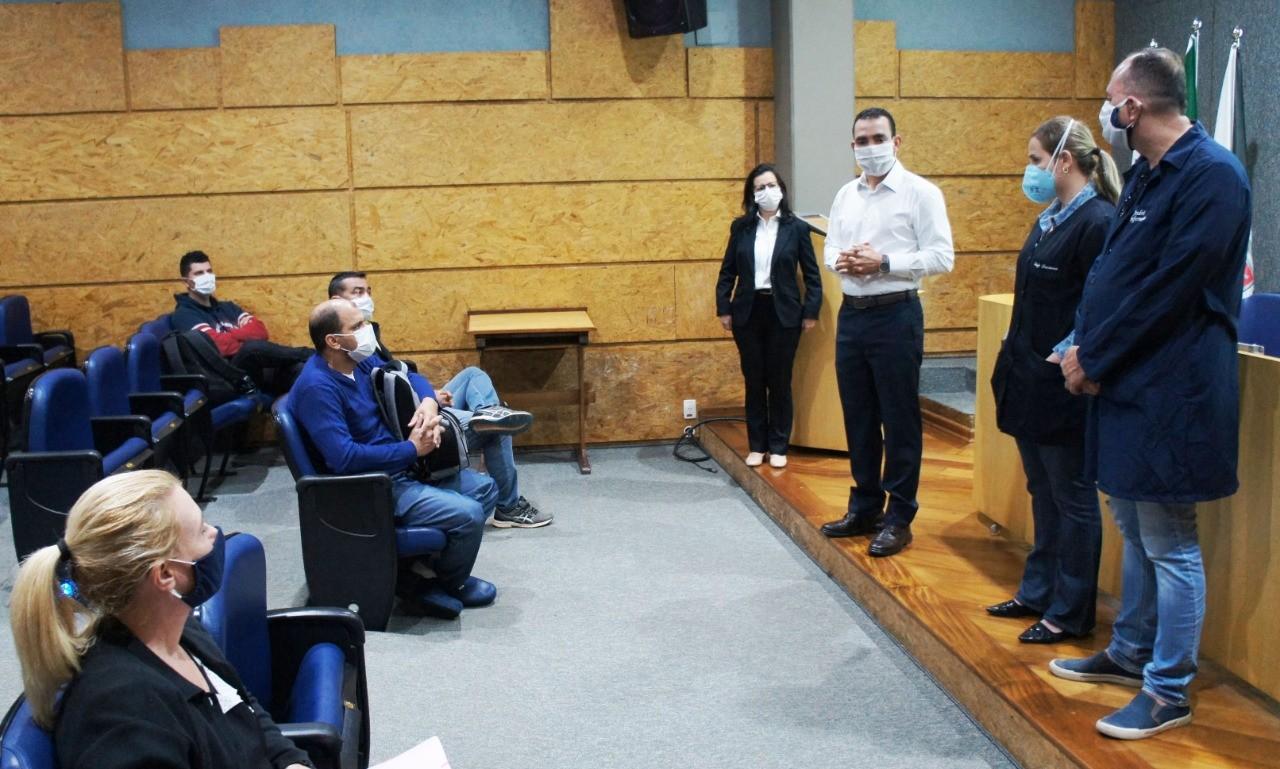 Prefeitura de Nova Odessa contrata 18 enfermeiros para reforçar combate ao coronavírus