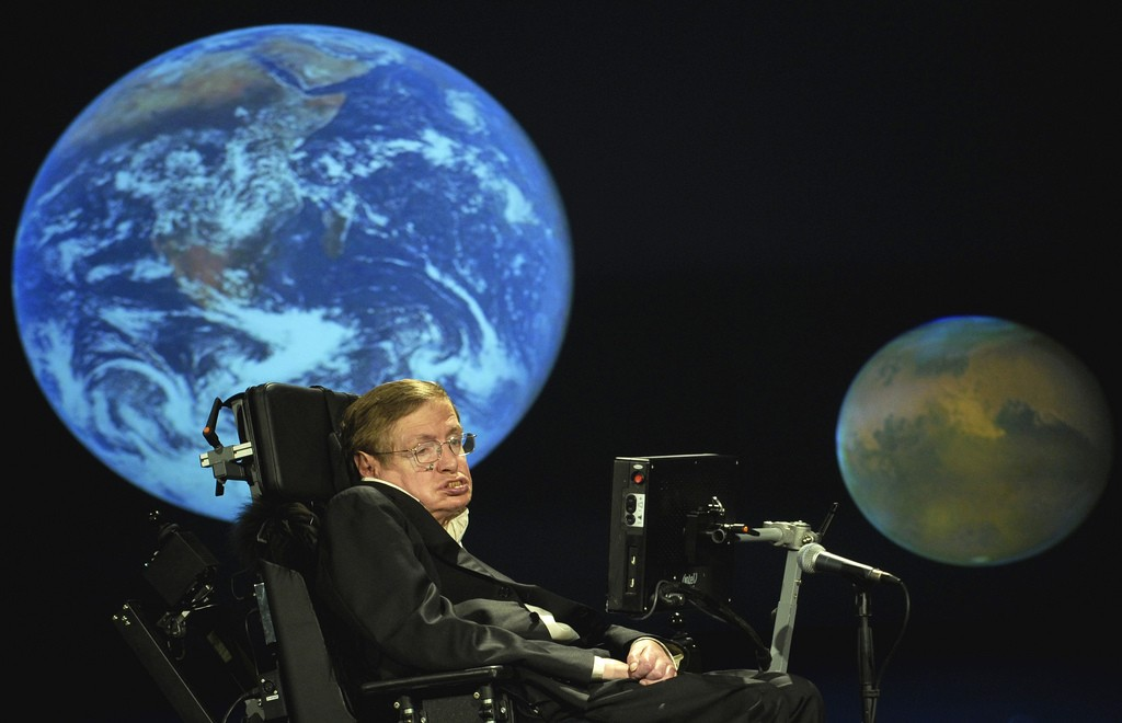 Stephen Hawking (Foto: Flickr/NASA)