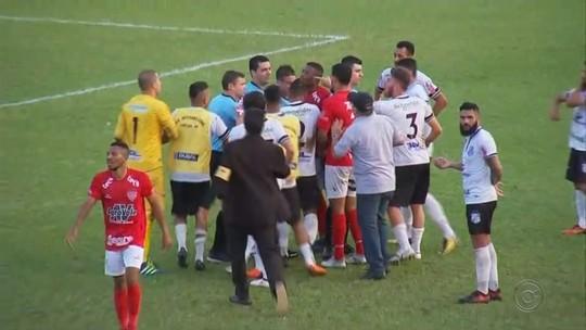 Copa Paulista: Noroeste arranca empate com a Inter após gol de pênalti polêmico