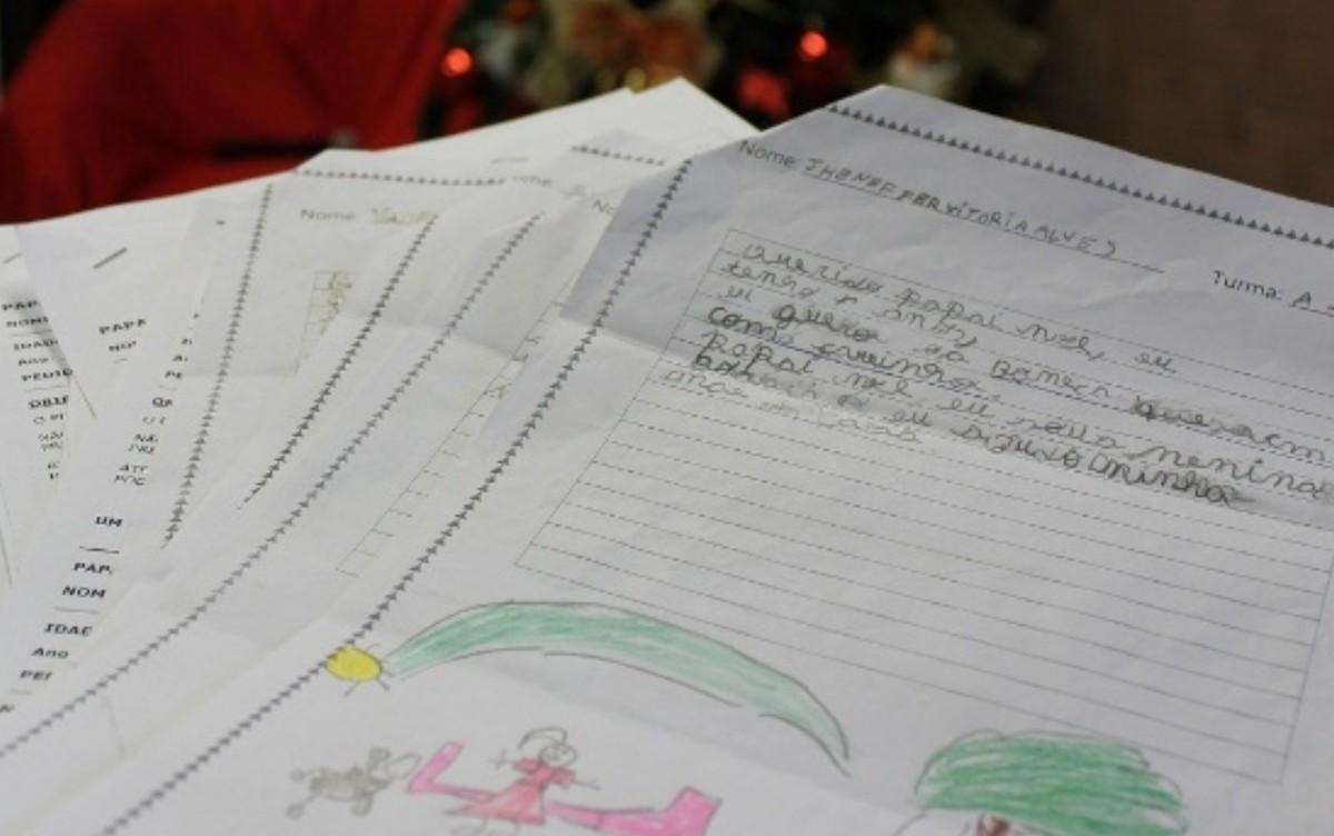 Presentes do Papai Noel dos Correios na PB devem ser entregues até segunda-feira