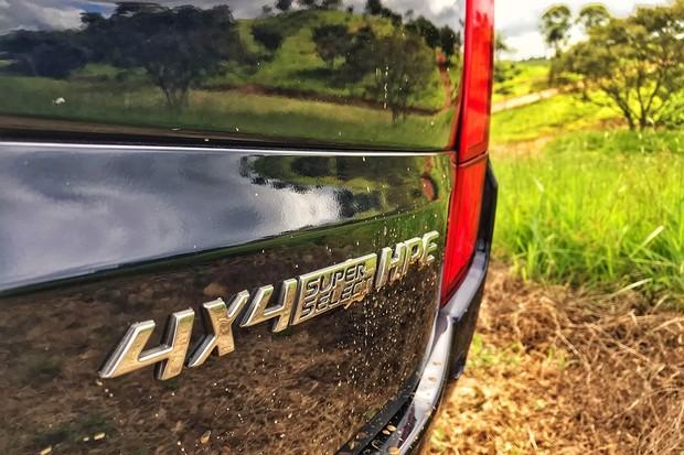 Mitsubishi Pajero Sport 2020 (Foto: Diogo de Oliveira/Autoesporte)