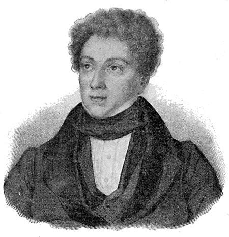 Um jovem Alexandre Dumas aos olhos do pintor Antoine Maurin (Foto: Wikimedia/Antoine Maurin)
