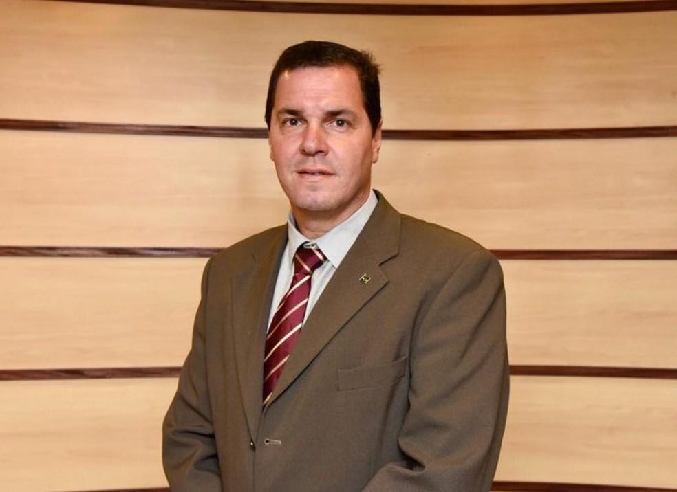 Secretário de Governo, Gutemberg Fonseca — Foto: Divulgação