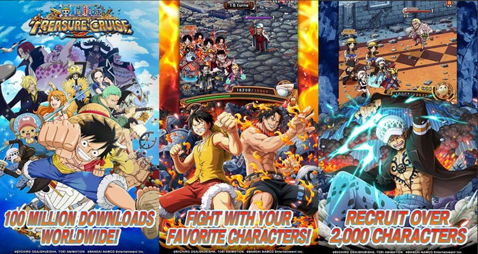 One Piece Treasure Cruise — Foto: Divulgação/Google Play