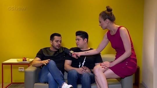 Dupla sertaneja Henrique e Diego comenta influências musicais