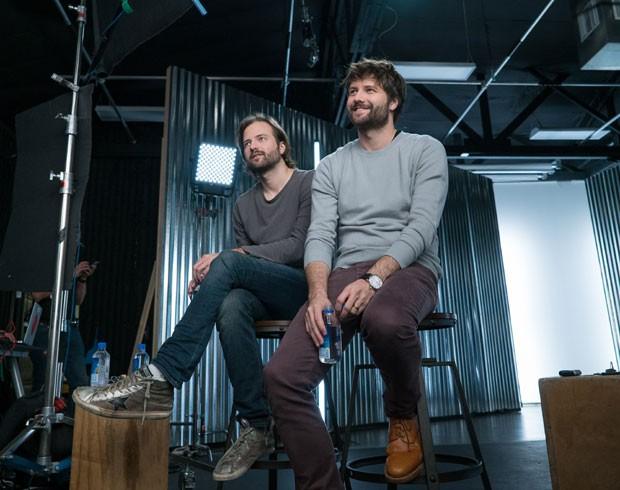Matt Duffer e Ross Duffer (Foto: Divulgação/AMC)