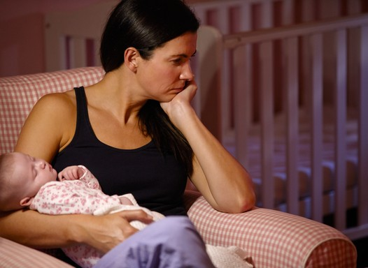 Mães de meninos têm mais tendência a desenvolver depressão pós-parto?