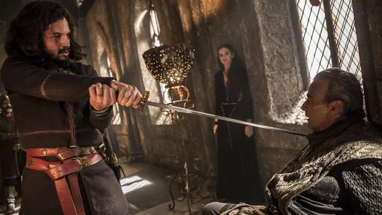 Afonso impede casamento de Catarina e Otávio