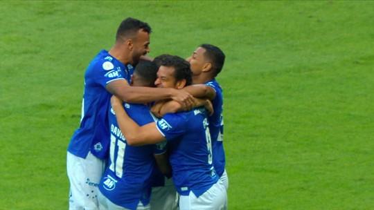 Único atacante a marcar na era Ceni, Fred participa de 80% dos gols do Cruzeiro com o técnico