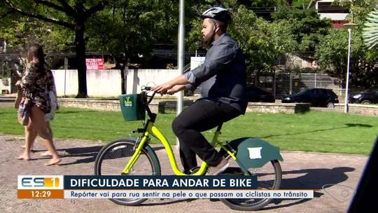 Mil ciclistas sofrem acidentes por ano no Espírito Santo