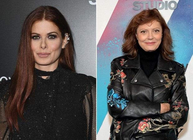 Debra Messing e Susan Sarandon (Foto: Getty Images)