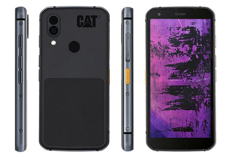 Cat S62 Pro chega ao mercado pelo valor de US$ 749 — Foto: Reprodução/ZD Net